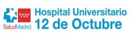 teléfono atención hospital 12 de octubre